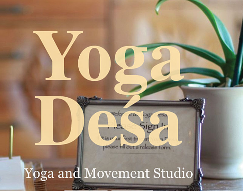 Dear Friends of Yoga Desa...