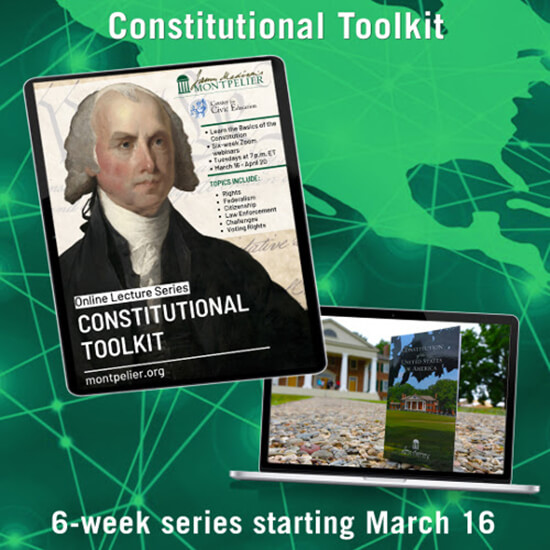 Free Webinar Discusses the Constitution for Contemporary Times