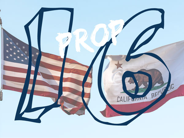 Prop. 16: Back to the Future?