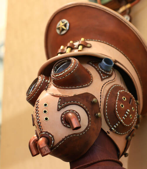 Plague Punk: Steam Punk Goes Viral